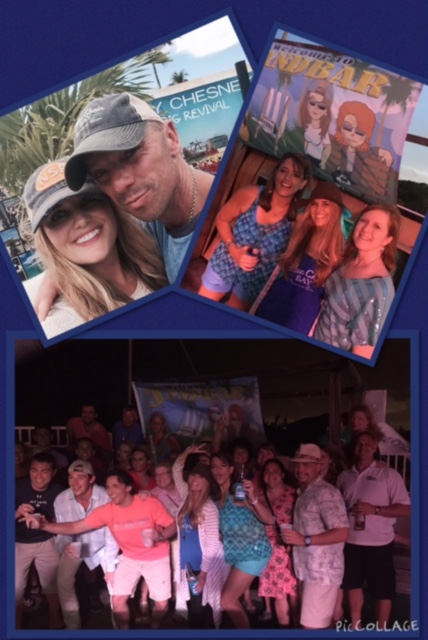 Deanna Kay Sandbar party