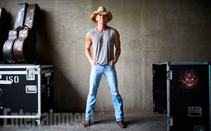 Kenny Chesney photographed at Steel Mill Rehersal Spacein Nashville, TN on April 14, 2016 (NO GROOMING CREDIT FOR CHESNEY)