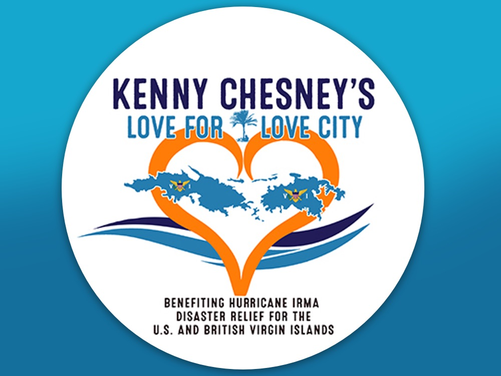 A kenny chesney meet greet welcome to the sandbar welcome to all the profit from the sale of our items will go to kennys love for love city foundation to help rebuild the virgin islands after hurricanes irma and m4hsunfo